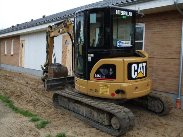 Caterpillar 305 CR